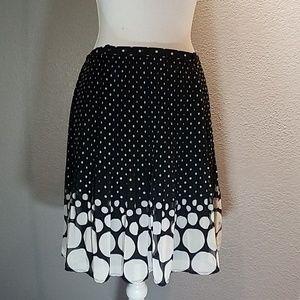 Elle Polka dots Skirt